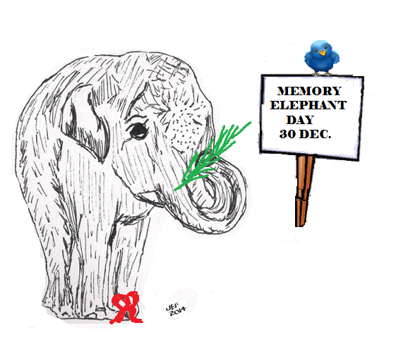 memoryelephantsday
